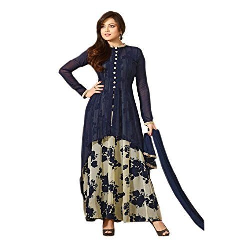Ethnic Empire Blue GEorgette Salwar Suit COLOR LATEST IND... http://www.amazon.in/dp/B01MS2IKEO/ref=cm_sw_r_pi_dp_x_KFnCyb1X78R58  Anarkali suit , lehenga choli, wedding collection , party wear dress, saree Intreating people direct buy from trusted online company amazon.in  Cod + prepaid both option available, Easy return policy http://www.amazon.in/s?marketplaceID=A21TJRUUN4KGV&me=AG7ZL3P7S4D28&merchant=AG7ZL3P7S4D28&redirect=true