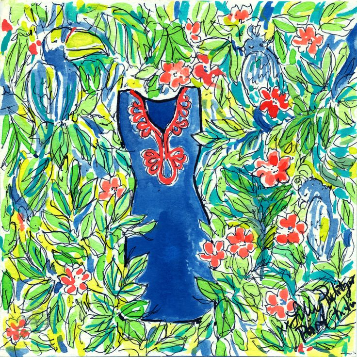 Shifting into the new year in a resort state of mind. Did you see our newest Janice Shift in the @Nordstrom catalog? #BuyMeLilly #lilly5x5  #Nordstrom