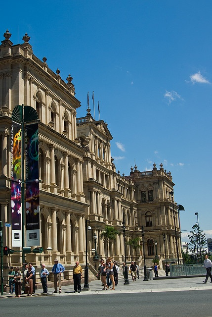 Treasury Casino in Brisbane by Craig Jewell Photography, via Flickr