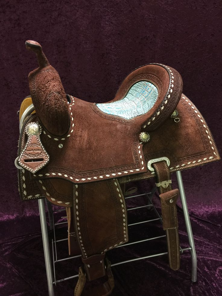 ConnollySaddlery Barrel Saddle