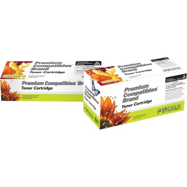 Premium Compatibles Toner Cartridge - Alternative for Canon
