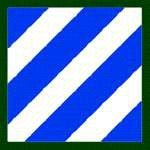 Badge for 3rd ID- My husband was stationed at Ledward Barracks in Schweinfurt Germany