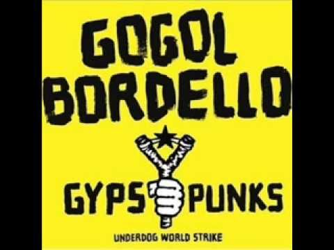immigrant punk...gogol bordello