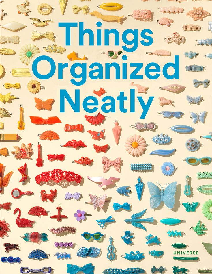 One of my oldest sources of visual inspiration on the internet (and one of a handful of early art/design blogs that inspired me to start Colossal in 2010) was Things Organized Neatly, an exhuastive catalogue of objects compusively organized just so. From toy collections, to artworks and editoria