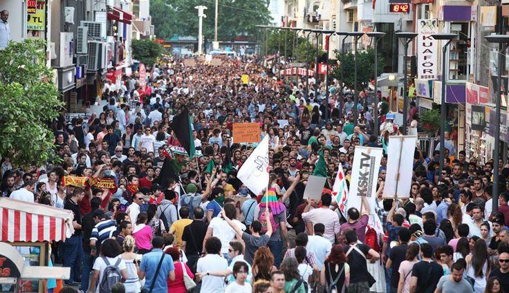 karşıyaka çarşı - Gezi günleri