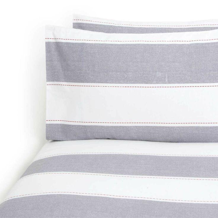 Broad Stripe Duvet Set