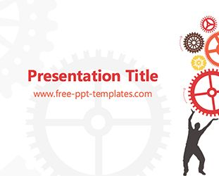 Efficiency PPT Template | Free PowerPoint Templates