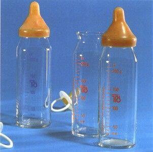 unsere Babymilch Flaschen ca. EVP 1,50 M – #Babymi…