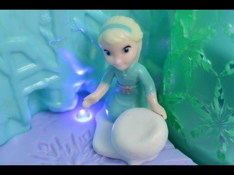 Ľadové kráľovstvo Elsa Frozen Kinder Surprise Vajíčka Nové Hračky Jeseň ...