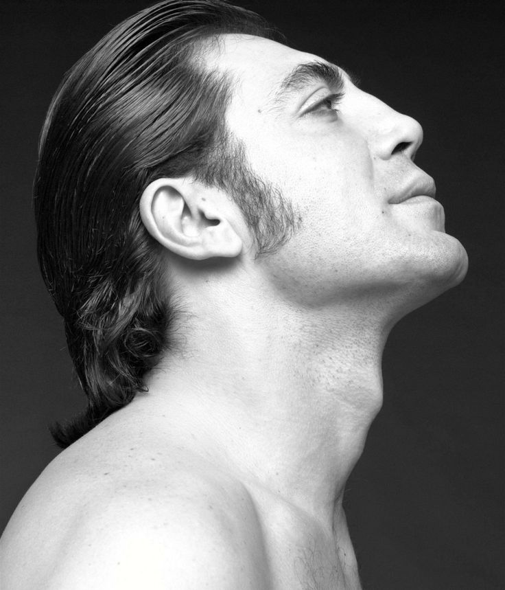 Javier Bardem - what a great profile!