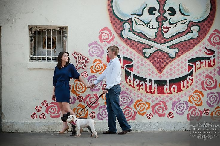 12 best images about engagement portraits on pinterest for Austin mural wall
