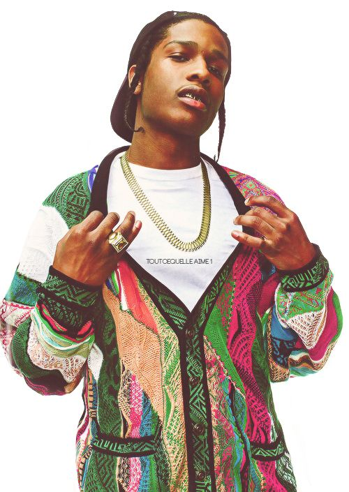 785 best music images on pinterest august baby fine for Asap rocky tattoos