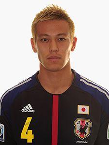 Keisuke Honda Football Wallpapers