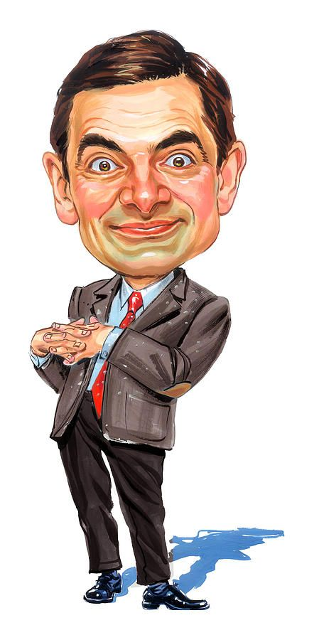 my favorite cartoon character mr bean Session with two of the world's most popular cartoon characters, 'mr bean and  ben 10',  ian bishop one of my all time favourite players: srk.
