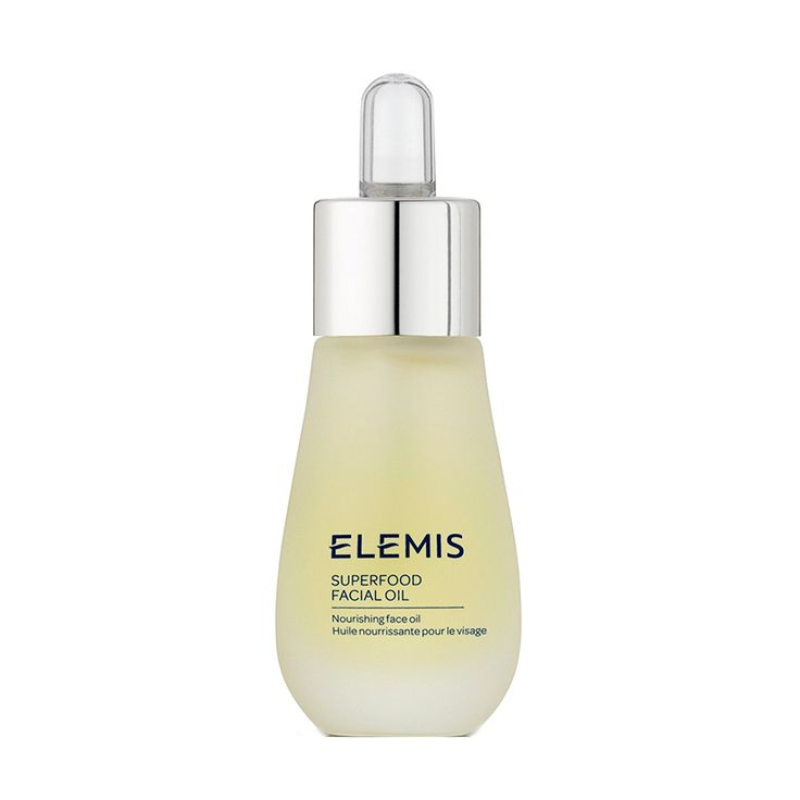 "- ""While attending Miami Fashion Week last month, I took a moment to relax at the Conrad Miami's luxury spa. The facialist used a variety of Elemis products on my skin, and I just had to buy this hydrating oil. Packed with an abundance of superfoods, it leaves my skin feeling extra moisturized and softer than ever.""—Andrea Navarro, Associate Beauty Editor"
