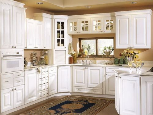Thermofoil cabinet doors reviews thermofoil cabinet doors for Can you paint thermofoil kitchen cabinets