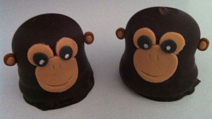 Negerzoen aap