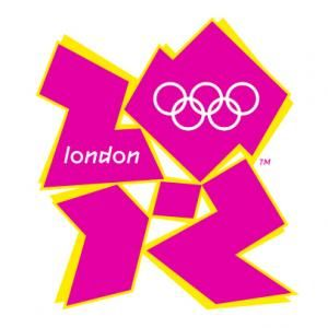 Official logo for London 2012 Olympic games