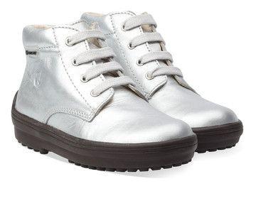 Zilveren Naturino kinderschoenen Tarvisio boots