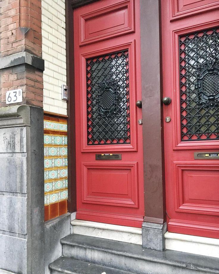 Mooi deuren in Rotterdam - Instagram @Stadsblogger