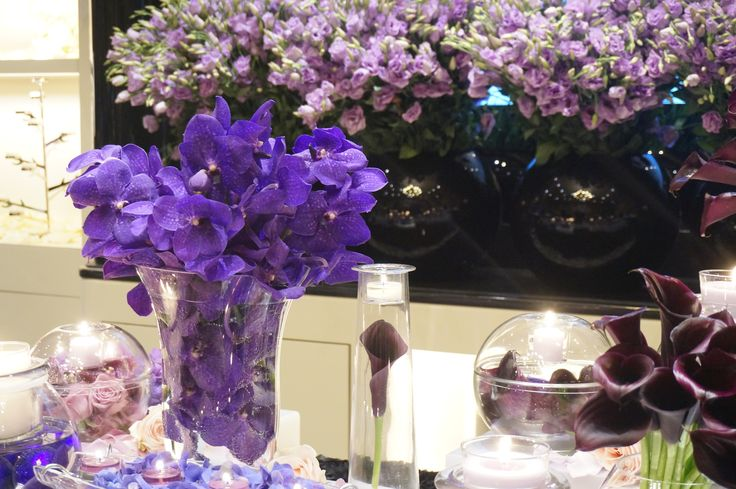 Une soirée au Four Season Georges V avec PartyLite Candles | Lauralou