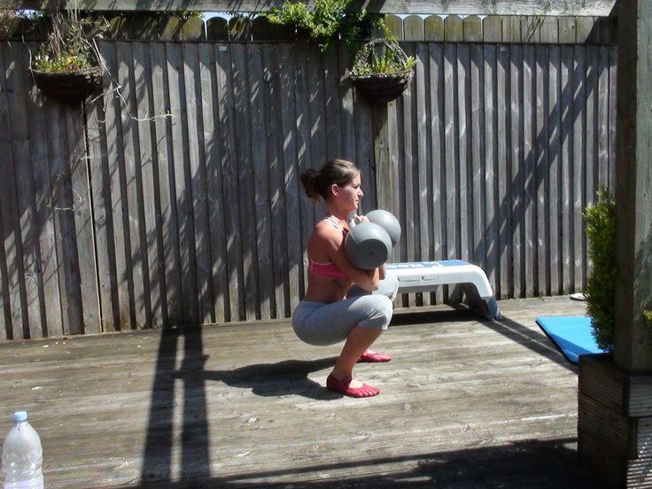 "20kg Kettlebell ""Complex"" | Home Fitness Workout"