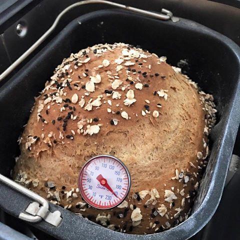 gluten free bread in bread maker