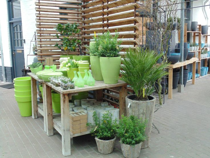 Best 344 garden centre display ideas ideas on Pinterest | Garden ...