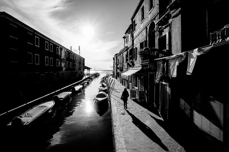 SOLITUDE - BURANO (VENICE) by Matteo  Sigolo on 500px