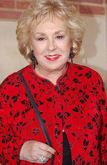 Doris Roberts - born in St Louis Mo as Doris May Green.