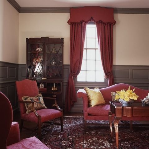 2023 best colonial decor images on pinterest country for Colonial living room decorating ideas