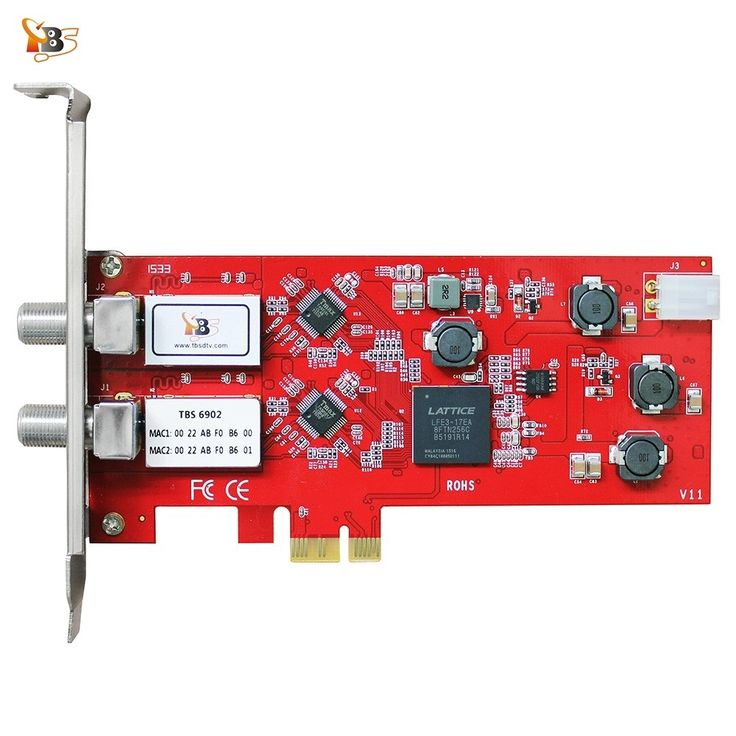 84.15$  Buy now - http://ali4hm.shopchina.info/1/go.php?t=32591339551 - TBS6902 DVB-S/S2 Dual TV Tuner PCIe Card Watch and Record Digital Satellite FTA TV Channels on PC 84.15$ #magazineonlinebeautiful