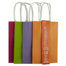 Celebrate It™ Small Paper Bag Value Pack, Bright