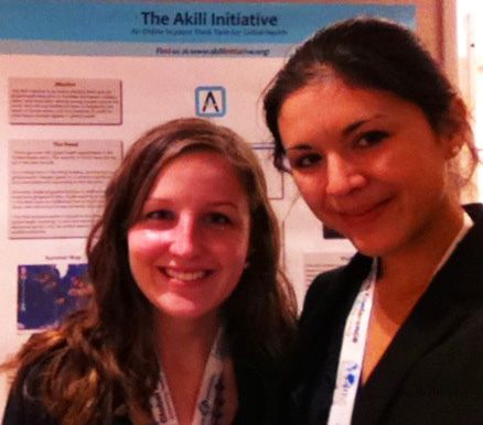 Students take the lead on global health at the Consortium of Universities for Global Health