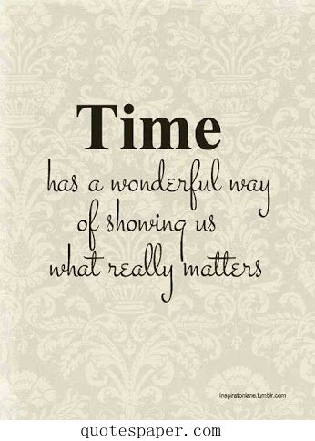 Time quote | Quotes About Life