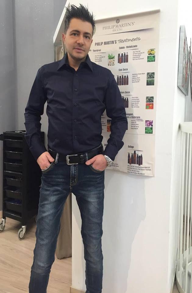 #Massimo #parrucchiere #taglio #uomo #Milano #fashion #moda #Sublime…
