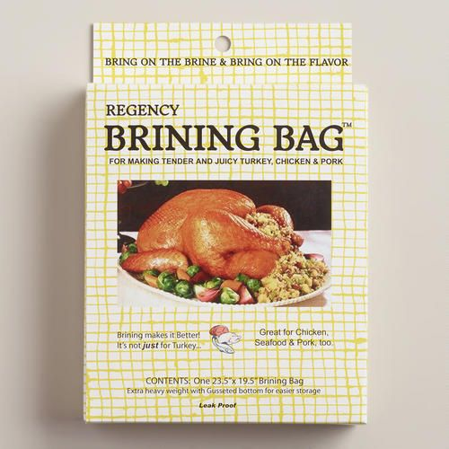 Brining Bags at Cost Plus World Market >> #WorldMarket Thanksgiving Entertaining #Holiday