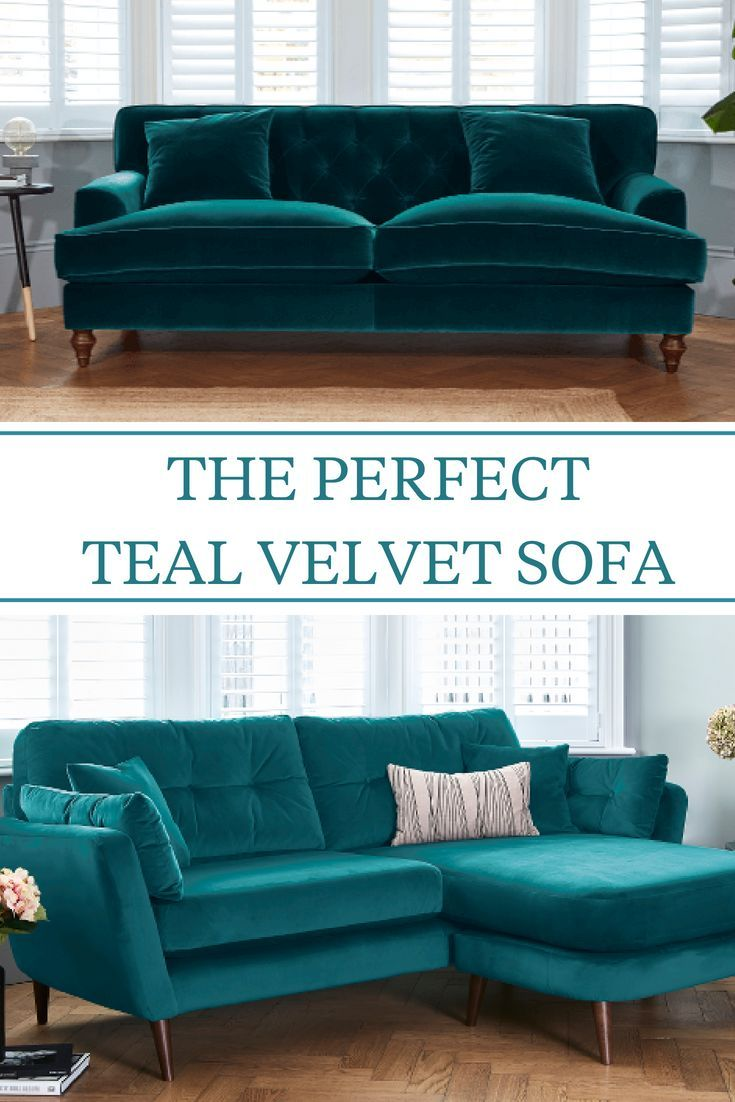Teal Sofas Teal Velvet Sofas Even Are The Perfect Perfect