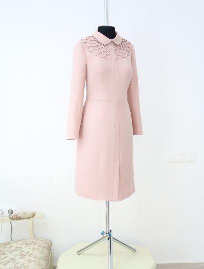 платье из шерсти, розовое платье , платье на каждый день, платье в офис, платье нарядное , платье в ресторан, платья 2018, дизайнерское платье, платья минск, платья москва, платья новосибирск, платья на каждый день, платья на выход, купить платья минск, теплое платье ,atelier altanova, пошив платьев