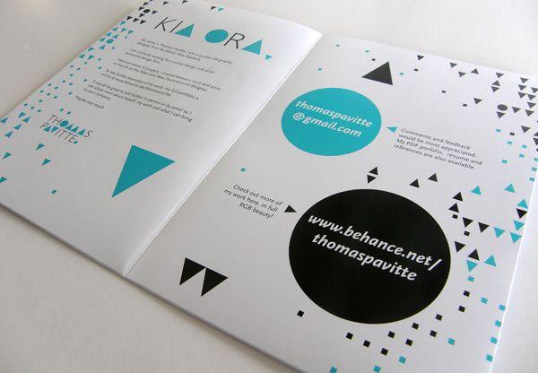 graphic resume