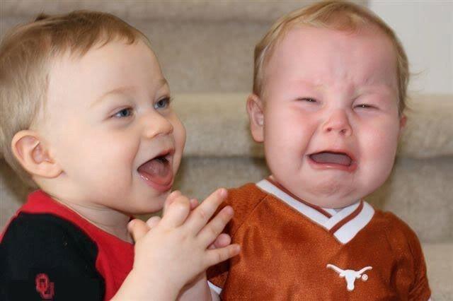 OU/Texas game