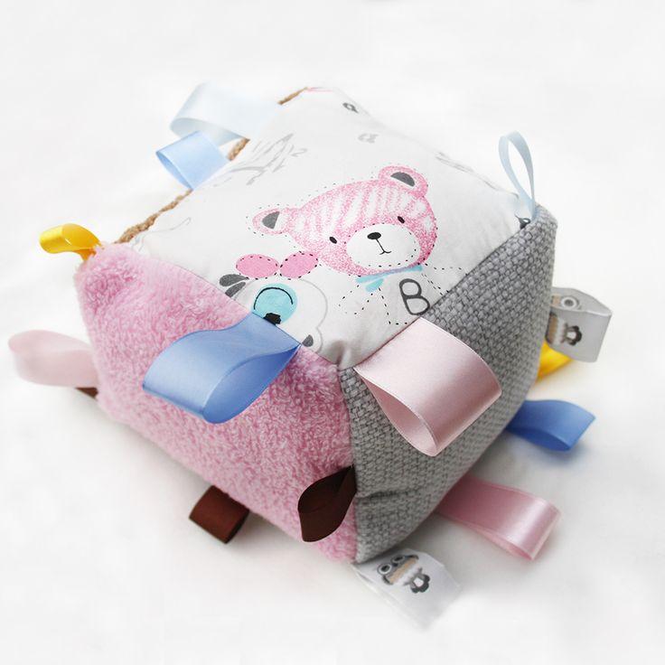 Macis babakocka - Bear baby cube