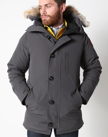 Canada Goose  FW12 Chateau Jacket Graphite