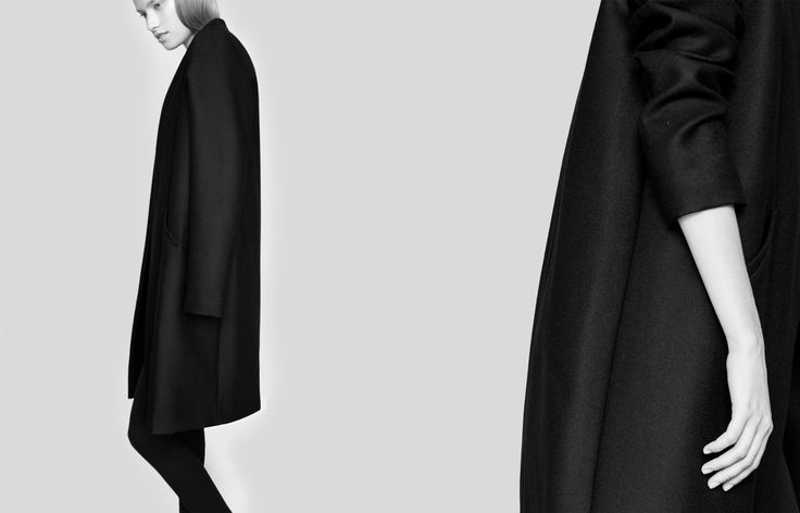 THISISNON / COLLECTIONS / Cocoon Coat