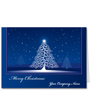 11 best personalized corporate greeting cards images on pinterest corporate christmas card light of the moon m4hsunfo