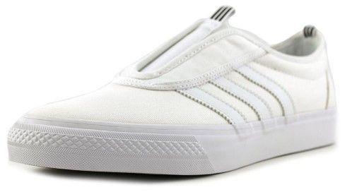 adidas Adi-Ease Kung Fu Men US 7.5 White Skate Shoe #skateboardingshoes