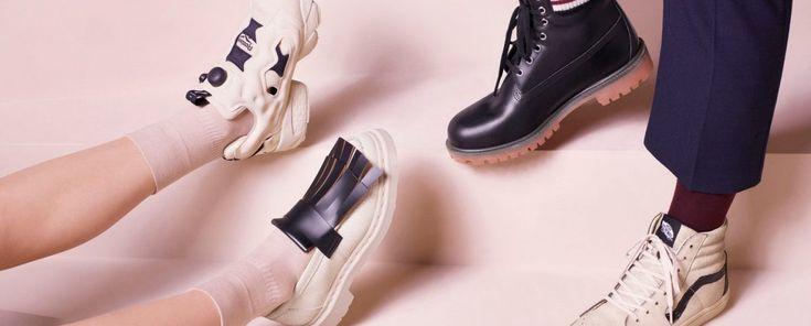 Marni e Zalando reinventano 4 iconici brand di scarpe | The colours of my closet