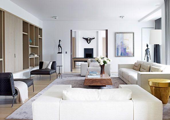 Paris Luxury Apartment   Piet Boon®