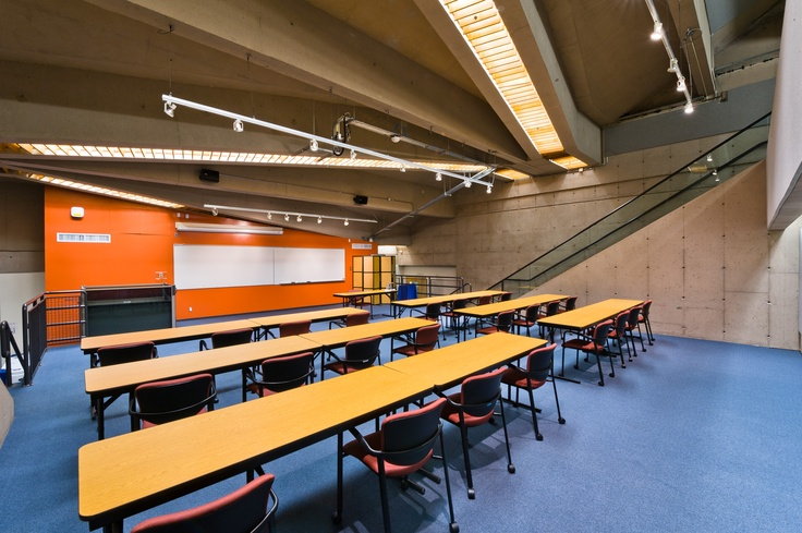 classroom room and training room rental services