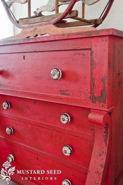 Interieurtip: geef je meubels een vintage look met Milk Paint